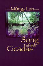 "Book Jacket: ""Song of the Cicadas"" by Mong-Lan"